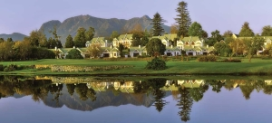 Fancourt boasts not one, but three, championship courses, all in the top fourteen in the country