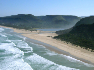 the famous stretch of The Garden Route, incorporating Nature's Valley